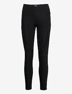 WOR PP Tight - running & training tights - black