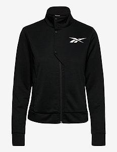TS TRACK JACKET - vestes d'entraînement - black