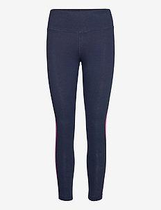 TE Linear Logo CT Legging - leggings - vecnav