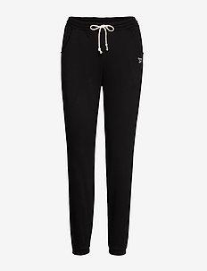 TE Fleece Pant - pants - black