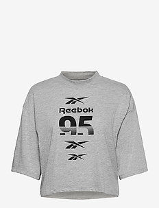 WOR MYT RBK Graphic Tee - t-paidat - mgreyh
