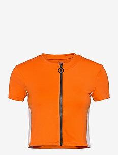 WOR MYT Crop - navel shirts - hivior