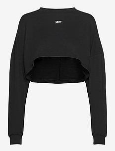 SR Maternity  Longsleeve - sweatshirts - black
