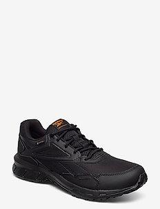 RIDGERIDER 5 GTX - buty na wędrówki - black/black/hivior