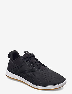 Reebok Ever Road DMX 3.0 LTHR - laag sneakers - black/white/rbkle7