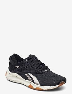 Reebok HIIT TR - sneakersy niskie - black/chalk/moodus