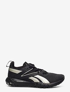 Mega Flexagon W - training schoenen - cblack/cblack/fligry