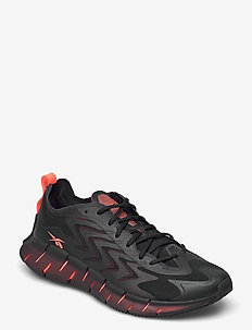 ZIG Kinetica 21 - running shoes - cblack/ornflr/trugr7