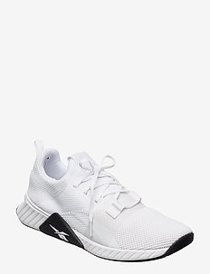 FLASHFILM TRAIN 2.0 - training shoes - white/white/black