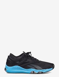 Reebok HIIT TR - training schoenen - cblack/radaqu/trgry8
