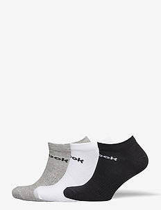 Active Core Low-Cut Socks 3 Pairs - skarpetki do tenisówek - mgreyh