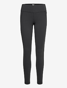 Lux Tights W - sportleggings - black