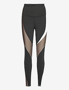 Lux High-Rise Tights W - sportleggings - black