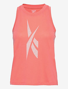 Workout Ready Supremium Big Logo Tank Top W - topjes - twicor
