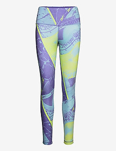 Workout Ready Printed Tights W - running & training tights - hypprl