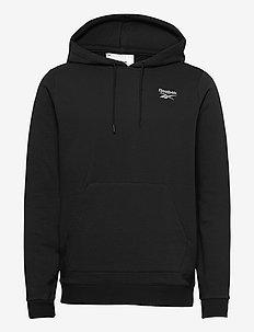 Identity Hoodie - hoodies - black