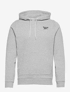 Identity Hoodie - basic sweatshirts - mgreyh