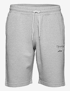 Training Essentials Mélange Shorts - casual shorts - mgreyh