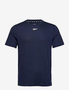 Workout Ready Mesh T-Shirt - urheilutopit - vecnav