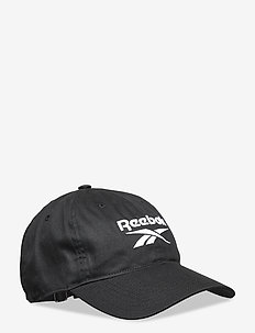 TE LOGO CAP - kepsar - black/black