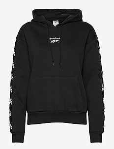 Training Essentials Tape Pack Hoodie W - hupparit - black