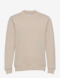 RI Fleece Crew - sweaters - stucco