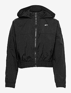 MYT Woven Jacket - training jackets - black