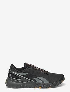 NANOFLEX TR - training schoenen - cblack/cdgry6/cdgry7