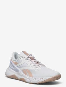 NANOFLEX TR - training schoenen - ftwwht/sofecr/rosgol