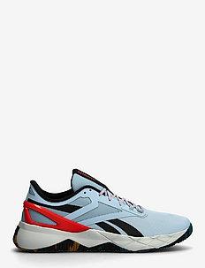 NANOFLEX TR - training schoenen - gabgry/cblack/neoche