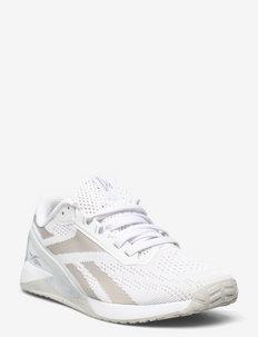 Reebok Nano X1 - training schoenen - ftwwht/ftwwht/pugry3