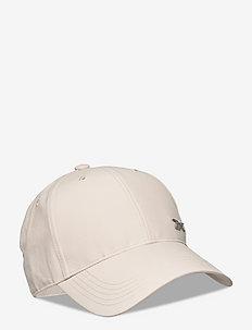 TE BADGE CAP - kepsar - stucco