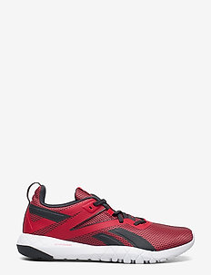 MEGA FLEXAGON - training schoenen - vecred/trgry8/white