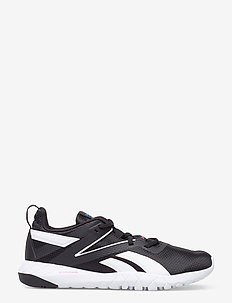 MEGA FLEXAGON - training schoenen - black/horblu/propnk