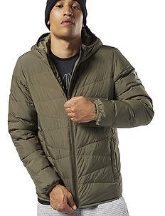 CN M LT DOWN JKT2 - down jackets - armygr/armygr