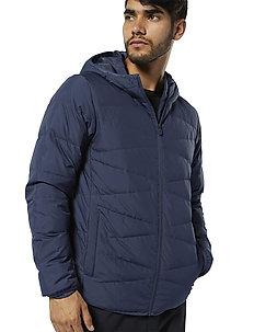 CN M LT DOWN JKT2 - down jackets - hernvy/hernvy