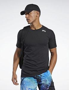 TS Speedwick Grphc Move - sports tops - black