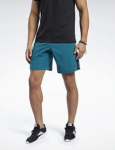 WOR WOVEN SHORT - training shorts - hertea