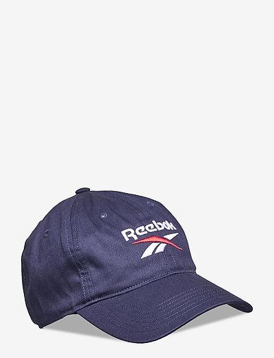 TE LOGO CAP - lippalakit - vecnav/white
