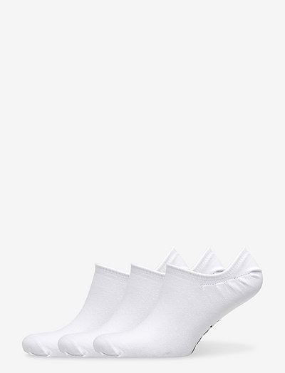 TE INVISIBLE SOCK 3P - kousen - white