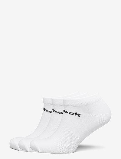 ACT CORE LOW CUT SOCK 3P - kousen - white