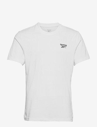 RI CLASSIC TEE - t-shirts - white