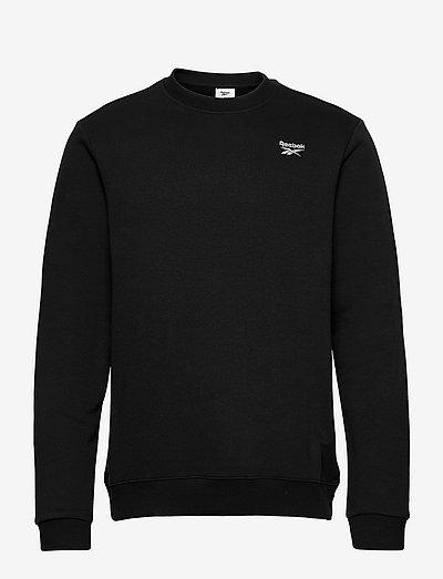 RI Fleece Crew - sweaters - black