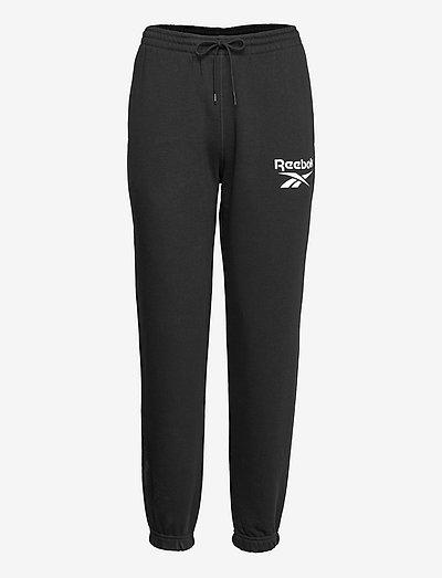 RI BL Fleece Pant - collegehousut - black