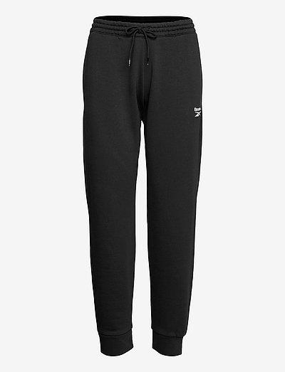 RI Fleece Pant - collegehousut - black