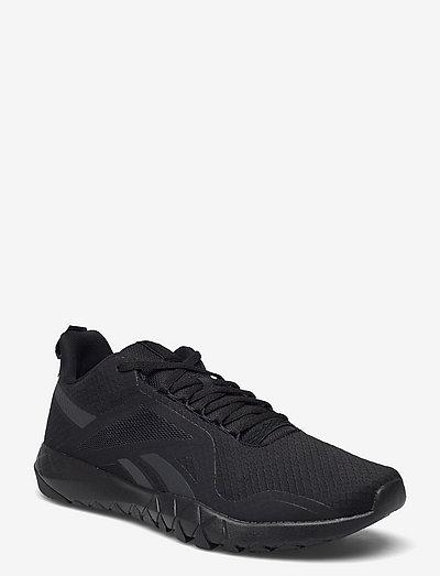 FLEXAGON FORCE 3.0 - training schoenen - black/black/purgry