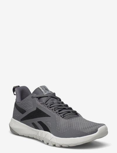 FLEXAGON FORCE 3.0 - training schoenen - pugry6/cblack/pugry3