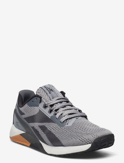 Reebok Nano X1 - training schoenen - pugry5/purgry/cblack