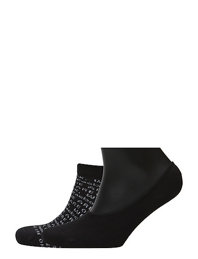 ENH W ANTISLIP SOCK - BLACK