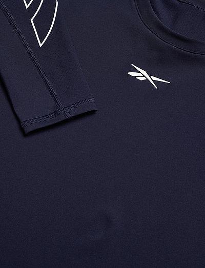 Reebok Performance Ubf Ls Compression- T-shirts